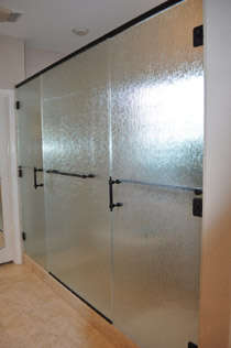 Acme Glass Custom Shower Enclosure